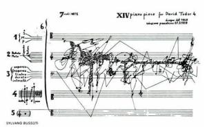A musical model of the Rhizome, from A Thousand Plateaus