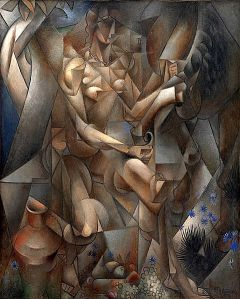 Jean_Metzinger,_1911-12,_La_Femme_au_Cheval_-_The_Rider
