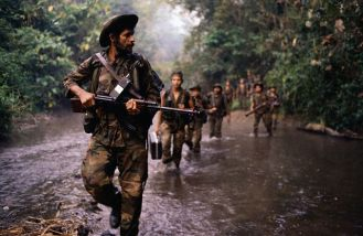 Contra Rebels on Patrol