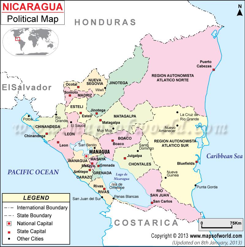 Bringing Democracy to Nicaragua Part 1 of 2 Deterritorial