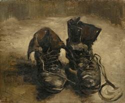 Vincent-van-Gogh-paintings-shoes