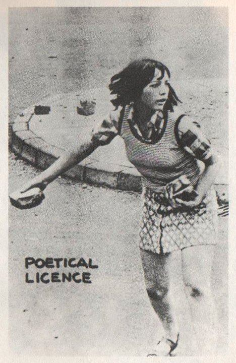 poetical licence